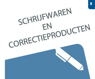 Bekijk hoofdstuk 8 Schrijfwaren en correctie