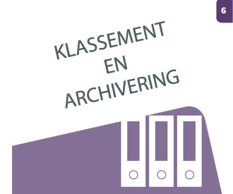 Bekijk hoofdstuk 6 Klassement en archivering