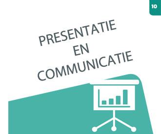 Bekijk hoofdstuk 10 Presentatie en communicatie